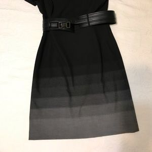ANTONIO MELANI Dresses - Antonio Melani dress black  gray ombré size 10